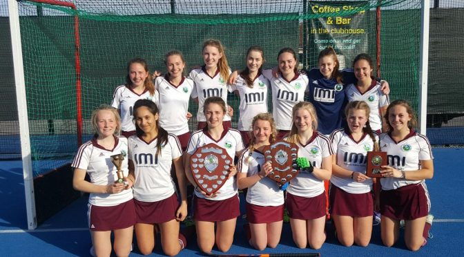 Under 16 Girls – Looking to crown a great season