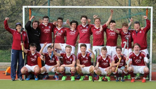 Ben Rhydding under-18s reach National Cup final at London's Olympic Park
