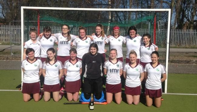 Best in Club – Ladies 3rd Team go unbeaten in League